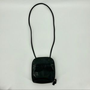 Cute black Fossil crossbody bag